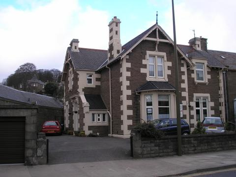 Ashley House Guest House, Broughty Ferry, Dundee.